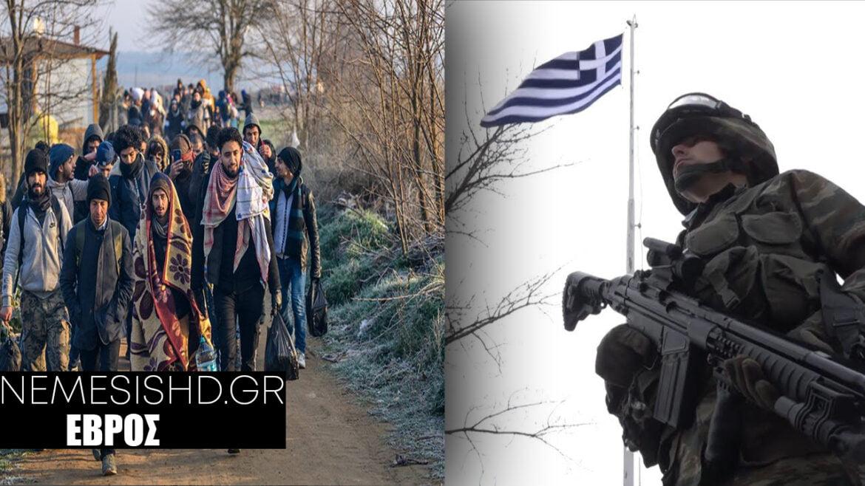 ΕΚΤΑΚΤΟ: Αισχρή Τουρκική ΠΡΟΠΑΓΑΝΔΑ για τις Δυνάμεις μας στον Έβρο