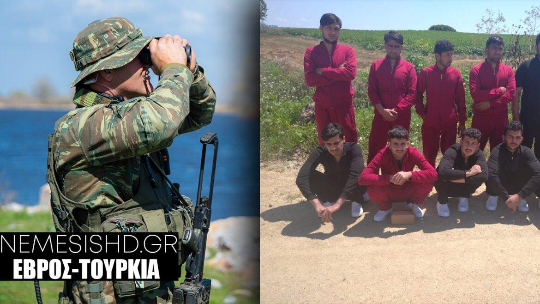 ΞΥΛΟ ΣΤΟΝ ΕΒΡΟ: Το Τουρκικό ΥΠΑΜ και οι φωτογενείς μετανάστες