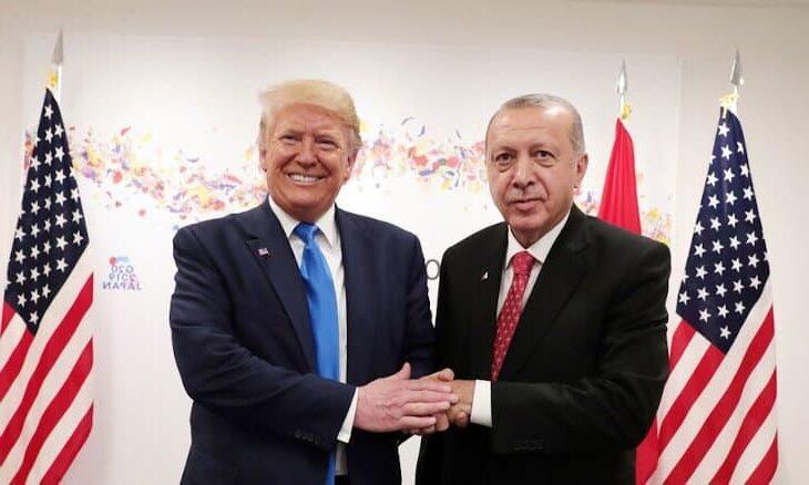ΑΠΟΚΑΛΥΨΗ: Η Τουρκία πλήρωνε συμμάχους του ΤΡΑΜΠ