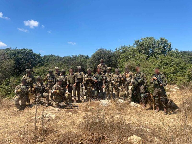 ΕΛΛΗΝΕΣ ΚΑΤΑΔΡΟΜΕΙΣ: Άσκηση Ειδικών Δυνάμεων στο Ισραήλ