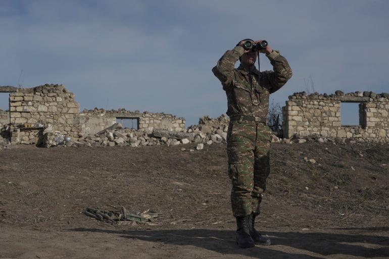 ΚΑΤΑΡΡΙΨΗ ΑΖΕΡΙΚΩΝ UAV: Κλιμάκωση με πυρά στην Αρμενία