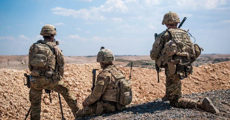Ρουκέτες εναντίον των δυνάμεων των ΗΠΑ στην Ανατολική Συρία