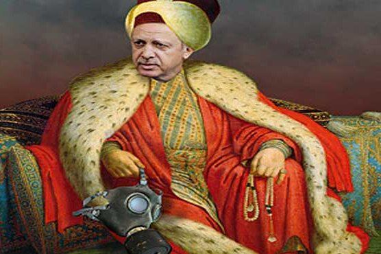 """ΑΠΟΚΑΛΥΨΗ ΔΕΝΔΙΑ: Το Σχέδιο Χαλιφάτου Ερντογάν & τα """"δύο κράτη"""" στην Κύπρο"""