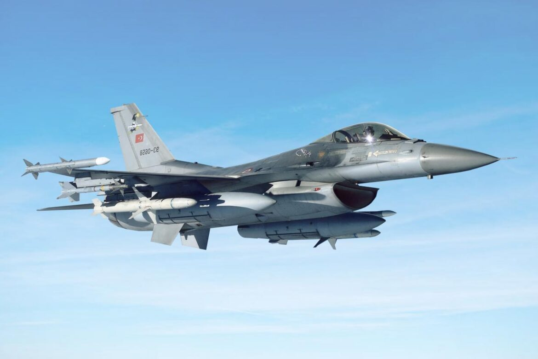 ΤΟΥΡΚΙΚΑ F-16 ΠΑΡΑΒΙΑΣΑΝ ΠΡΟΚΛΗΤΙΚΑ ΤΟ FIR ΛΕΥΚΩΣΙΑΣ