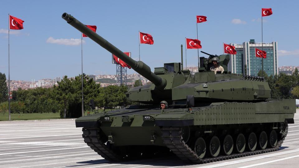 ΕΚΤΑΚΤΟ: Ουκρανικός κινητήρας για τα Τουρκικά ALTAY