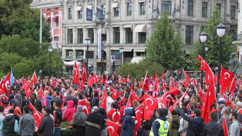 """ΕΚΤΑΚΤΟ: Πρόκληση με """"Τουρκική"""" ΔΙΑΔΗΛΩΣΗ στην Θράκη"""