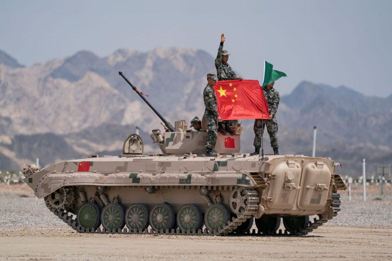 ΕΤΟΙΜΑΖΟΜΑΣΤΕ ΓΙΑ ΠΟΛΕΜΟ: Ξύπνησε ο Κινεζικός Δράκος