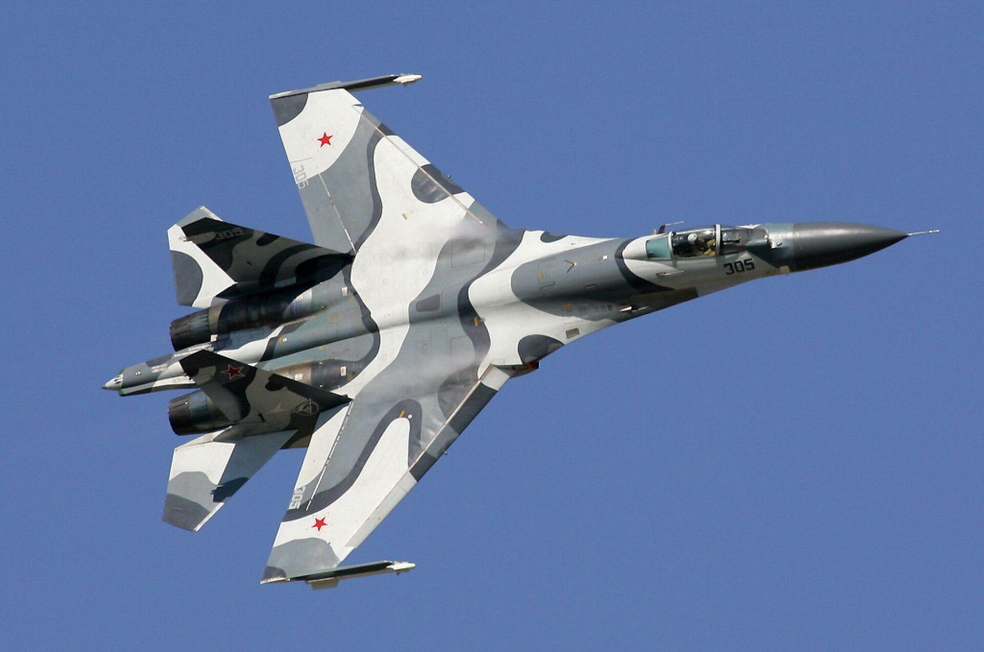 ΚΡΙΣΗ ΜΕ ΓΑΛΛΙΑ: Ρωσικό Su-27 συνόδευσε Γαλλικό κατασκοπευτικό