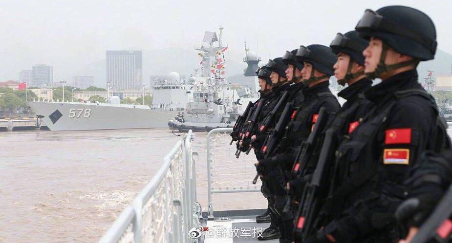 """""""ΑΙΜΑΤΟΧΥΣΙΑ ΚΑΙ ΣΠΑΣΜΕΝΑ ΚΕΦΑΛΙΑ"""" – Η Απειλή της Κίνας"""