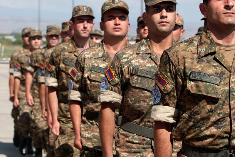 ΣΦΟΔΡΕΣ ΑΝΤΑΛΛΑΓΕΣ ΠΥΡΩΝ: Νεκρός Αζέρος μετά από μάχη με Αρμενία