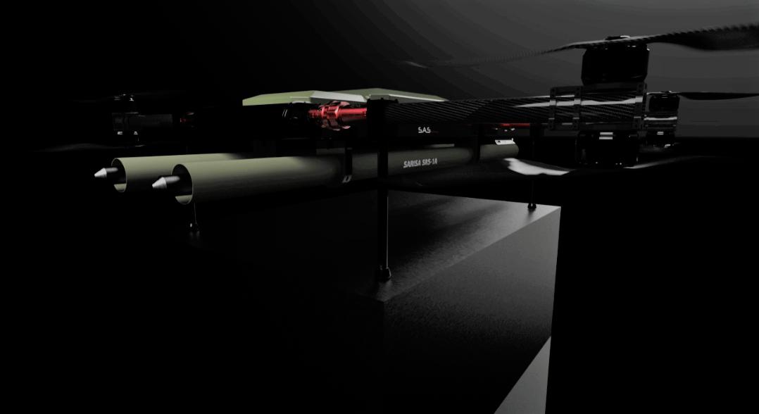 """ΕΛΛΗΝΙΚΟ ΟΠΛΙΣΜΕΝΟ UAV: Το SARISA """"ετοιμοπόλεμο"""" στην DEFEA"""