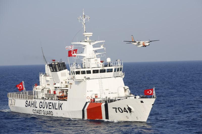 ΘΕΡΜΟ ΕΠΕΙΣΟΔΙΟ: Πυρά στην Κύπρο από Τουρκική Ακταιωρό