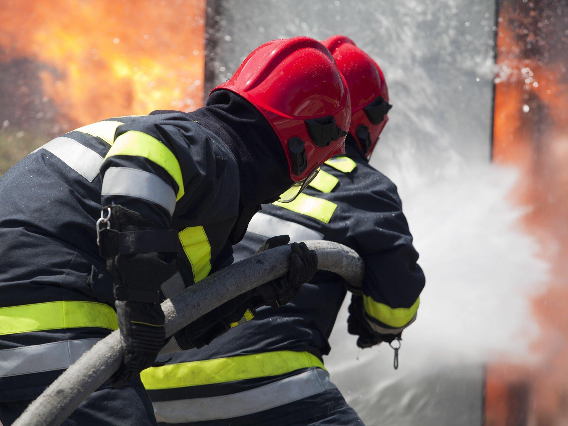 """ΣΕΡΒΙΚΗ ΕΝΙΣΧΥΣΗ: """"Δίπλα στους αδελφούς μας Έλληνες στη μάχη με τις φλόγες"""""""