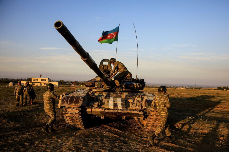 ΜΙΑ ΑΝΑΣΑ ΠΡΙΝ ΤΟΝ ΠΟΛΕΜΟ – Νέες σφοδρές μάχες Αρμενίας – Αζερμπαϊτζάν