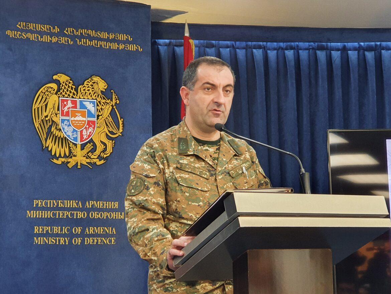 """""""ΘΑ ΑΠΟΚΡΟΥΣΟΥΜΕ ΤΟΥΣ ΑΖΕΡΟΥΣ"""" – Απάντηση Αρμένιου Υποστράτηγου σε Αλίγιεφ"""