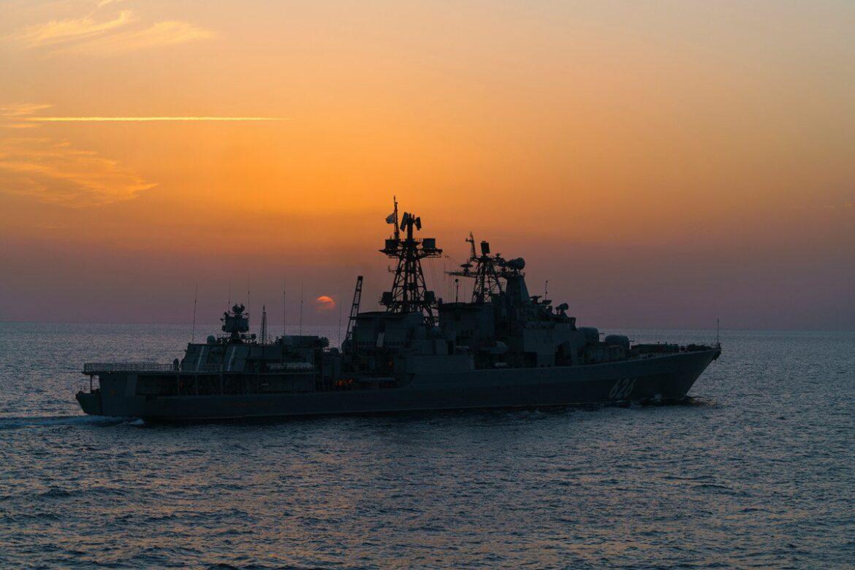 ΡΩΣΙΚΟ ΑΝΤΙΤΟΡΠΙΛΙΚΟ ΣΤΗΝ ΑΝ. ΜΕΣΟΓΕΙΟ – Ενίσχυση των Ρωσικών δυνάμεων