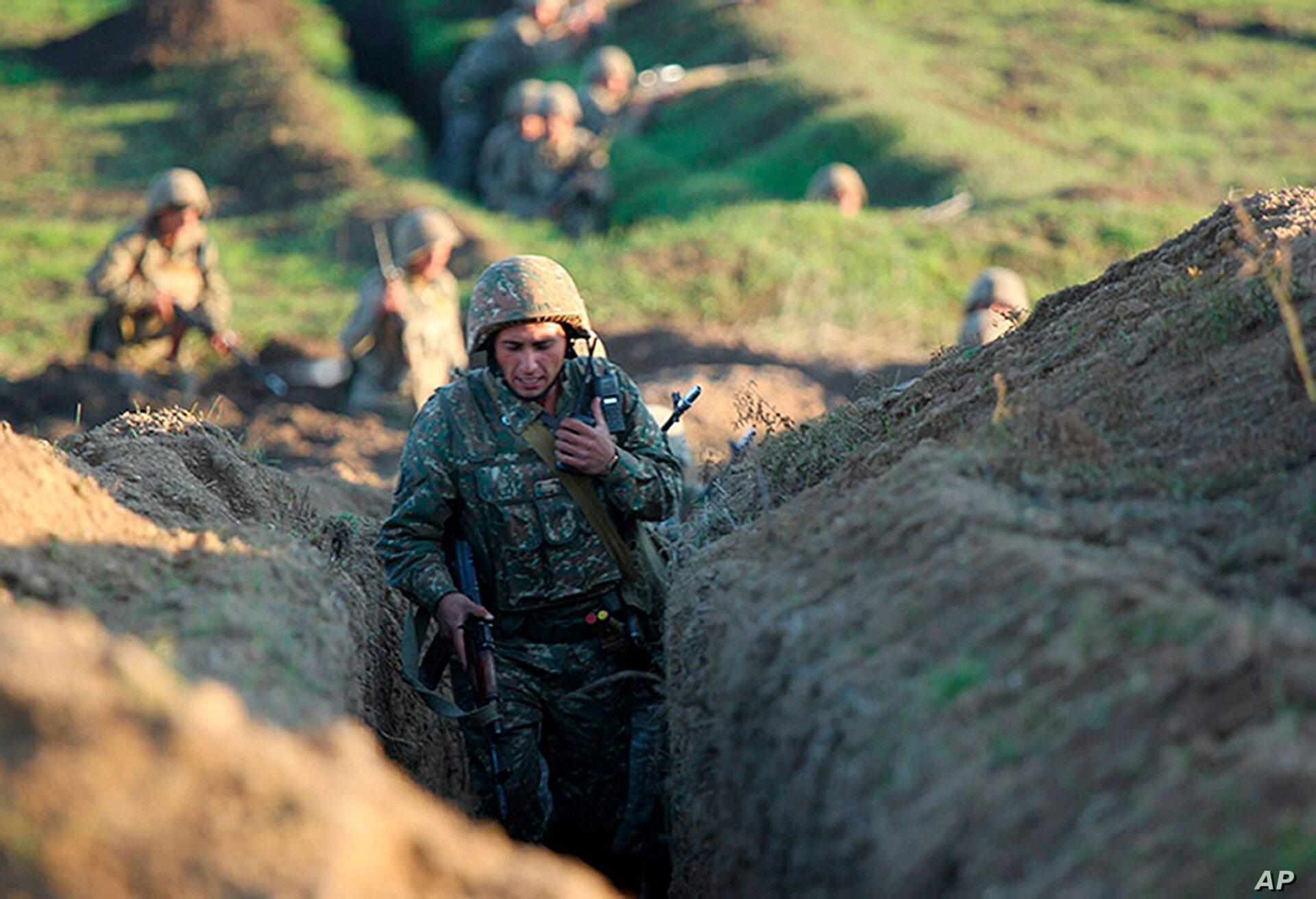 ΠΟΛΕΜΙΚΟ ΧΑΟΣ στην Αρμενία – Μάχες και ασύμμετρες επιθέσεις