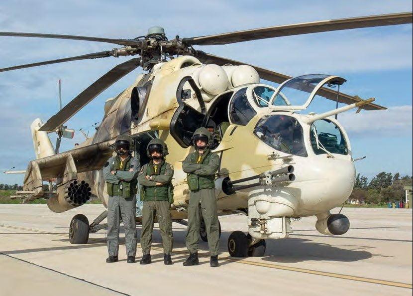 """""""ΠΕΤΟΥΝ ΓΙΑ ΑΛΛΟΥ"""" ΤΑ ΚΥΠΡΙΑΚΑ Mi-35P – Σκέψεις αντικατάστασης"""