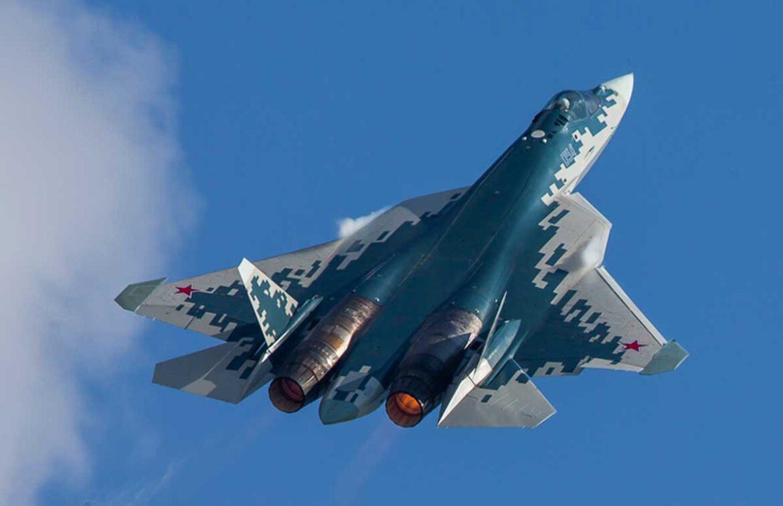 ΡΩΣΙΚΟ SU-57 ΣΤΗΝ ΤΟΥΡΚΙΑ: Συμμετοχή στην IDEF 2021