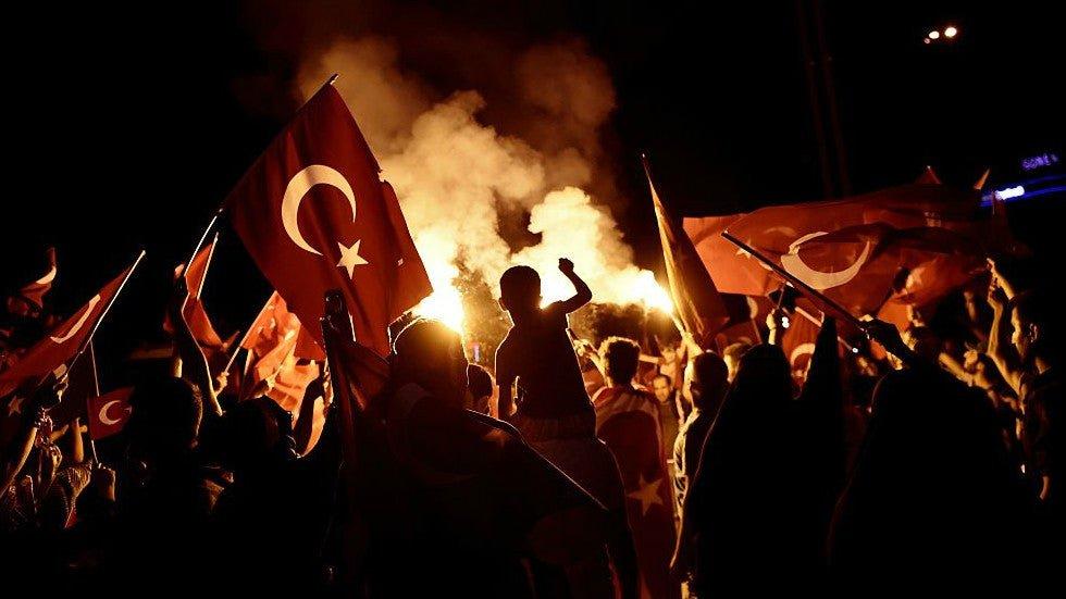 ΒΑΡΒΑΡΟΙ: Τουρκικό Πογκρόμ κατά Σύριων στην Άγκυρα