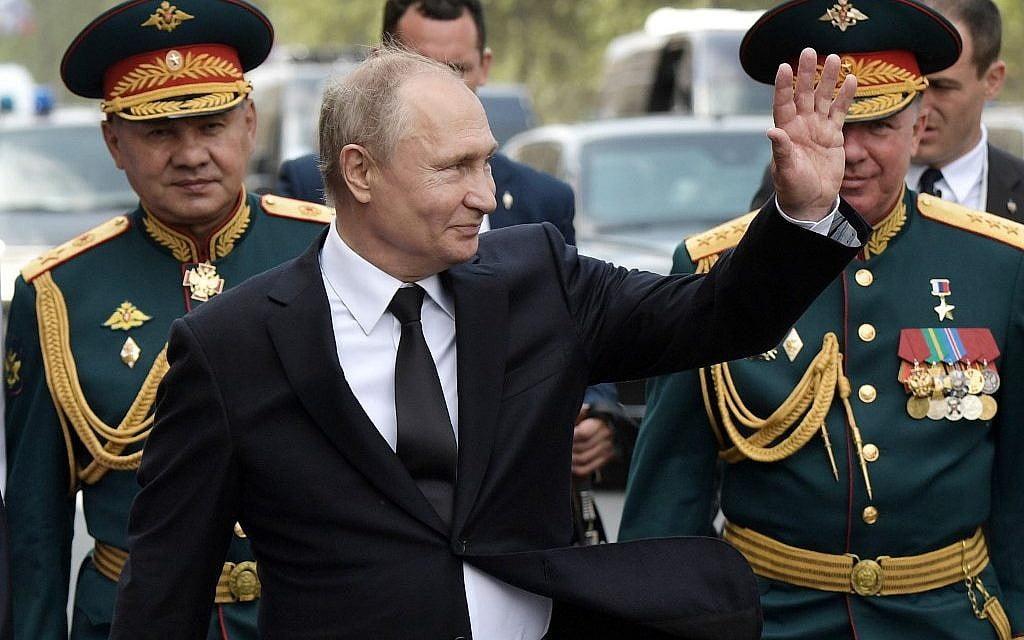 """ΤΕΡΑΣΤΙΑ ΙΣΧΥΣ ΠΥΡΟΣ: Μήνυμα Πούτιν σε ΝΑΤΟ με 200.000 στρατιώτες """"ZAPAD 2021"""""""