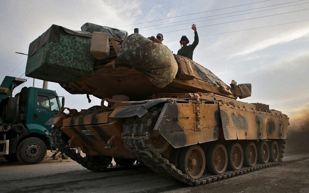 Τουρκικές ενισχύσεις στην Ιντλίμπ πριν την συνάντηση με Πούτιν