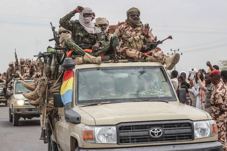 Σφοδρότατες μάχες Χαφτάρ (LNA) με αντάρτες του Τσάντ