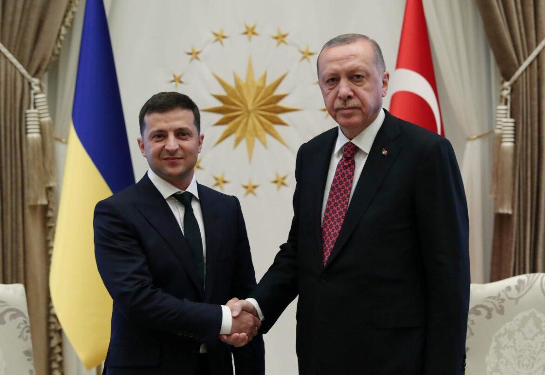 """""""Ο Ερντογάν μας στηρίζει στην Κριμαία εναντίον της Ρωσίας"""""""