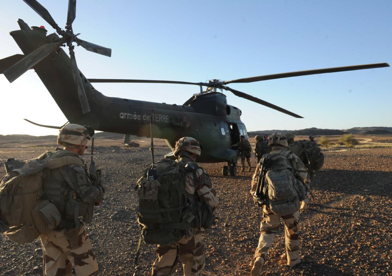 Ο Γαλλικός στρατός ανατίναξε τον ηγέτη του Ισλαμικού κράτους της Σαχάρα