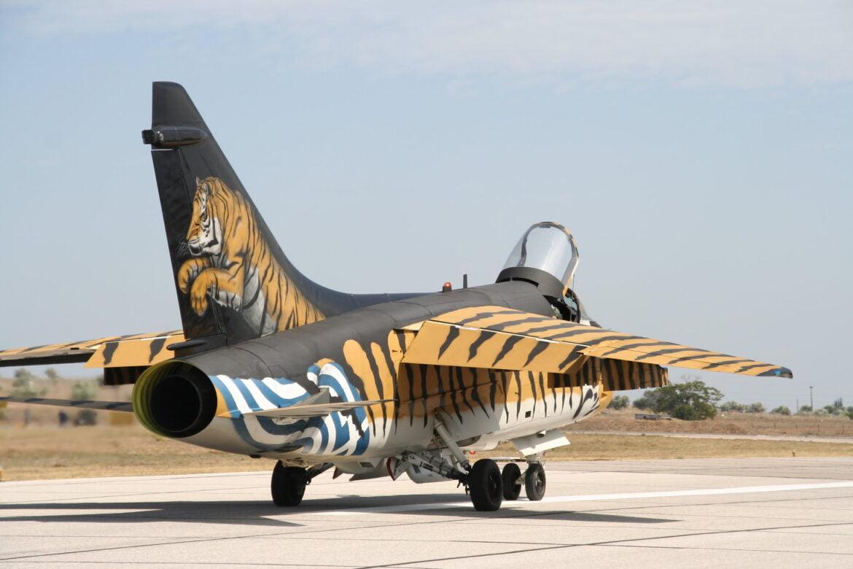 """FAKE NEWS: """"Τα Ελληνικά A-7 είναι έτοιμα για μάχη"""""""