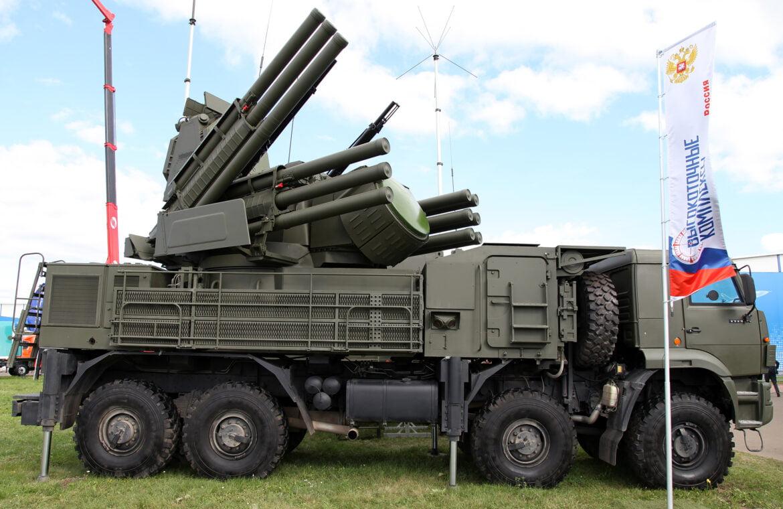 Ρωσικό Pantsir-S απέτρεψε επίθεση στην Ρωσική βάση Χμέιμιμ