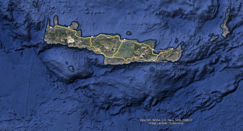 """Τούρκος """"φωστήρας"""" λέει ότι η Κρήτη είναι υπό κατοχή"""
