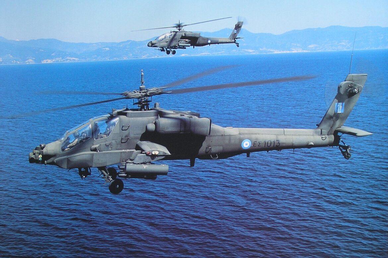 ΑΓΟΡΑ ΠΕΡΙΣΣΟΤΕΡΩΝ HELLFIRE: Εξοπλίζονται τα Apache και τα Kiowa της Αεροπορίας Στρατού