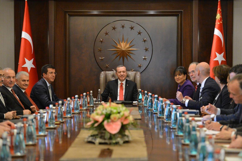 ΕΚΤΑΚΤΟ: Απέλαση 10 πρεσβευτών από την Τουρκία με εντολή Ερντογάν