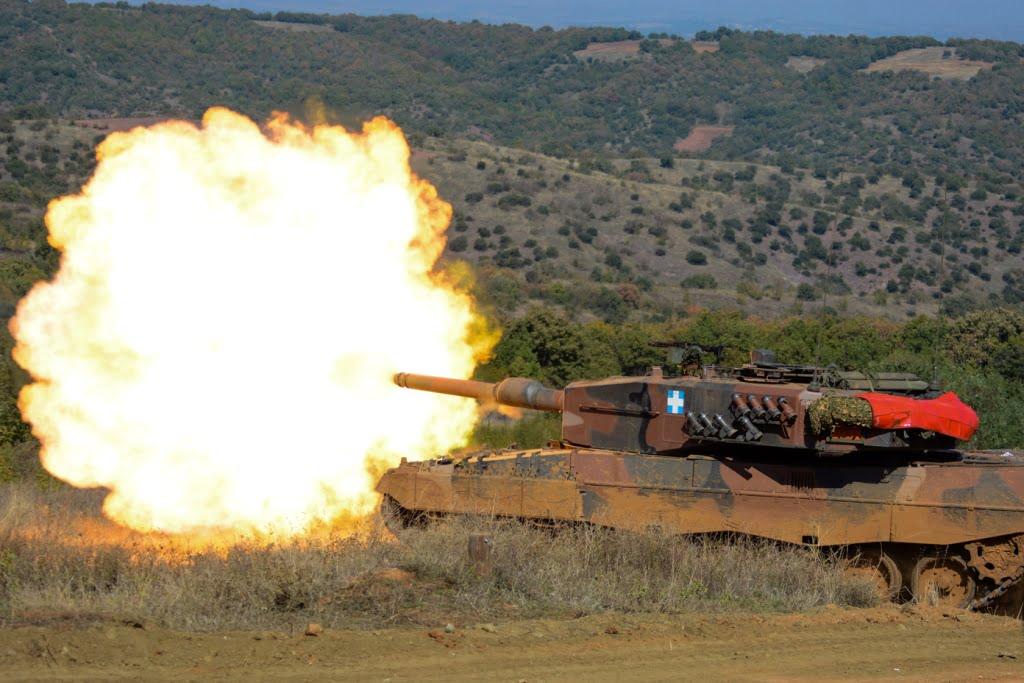 Οι Τούρκοι μετακινούν LEO2A4 στην Κύπρο – Έχουμε ηθική υποχρέωση να τα αντιμετωπίσουμε!