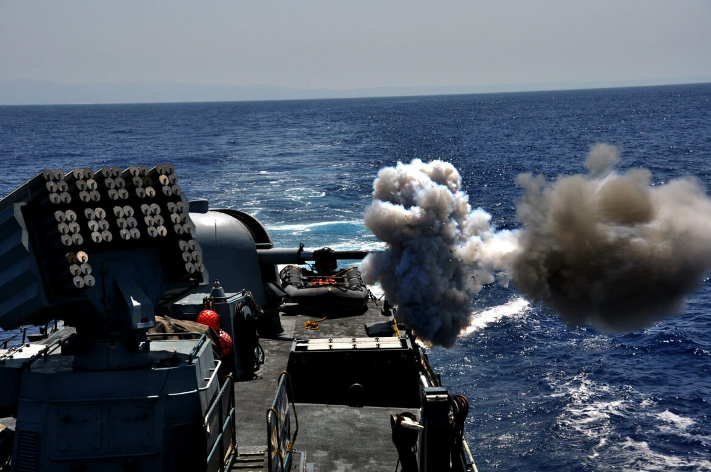 Ξαφνική άσκηση του Ισραηλινού στόλου στην Αν.Μεσόγειο