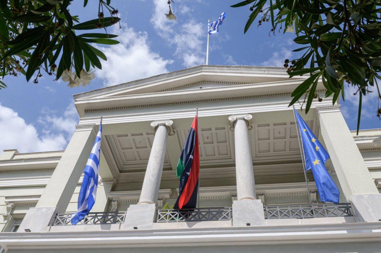 Η Λίβυα ΥΠΕΞ αποκατέστησε την αδικία & προσκαλεί την Ελλάδα