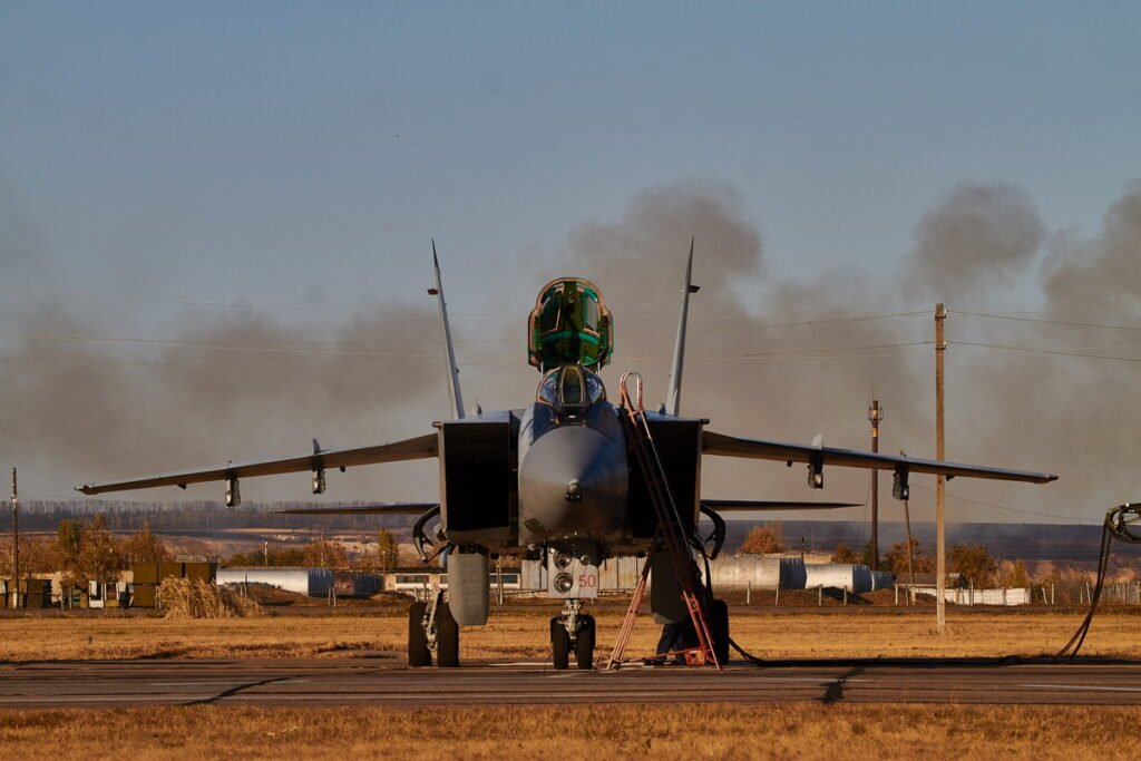 Μεγάλη άσκηση της Ρωσίας με 100 μαχητικά σε θέσεις διασποράς
