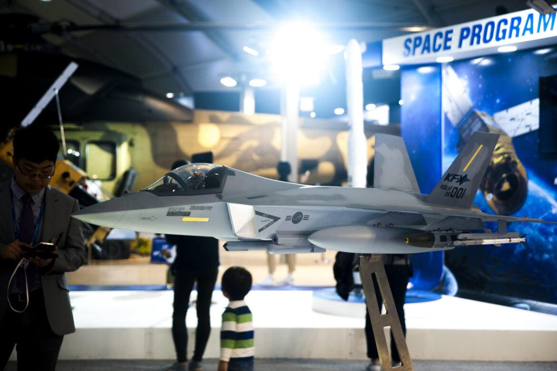 Εκπληκτικό βίντεο του stealth KF-21 της Νότιας Κορέας