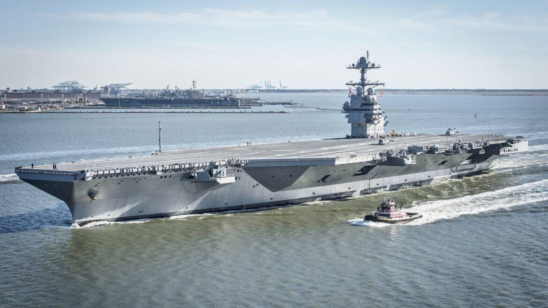 Η Αμερικανική στρατιωτική δύναμη στρέφει το βλέμμα της στην Ασία