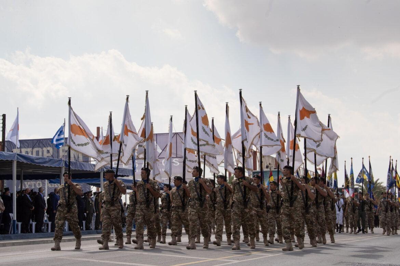ΝΑ ΖΗΣΕΙ Η ΚΥΠΡΟΣ | Μεγαλειώδης παρέλαση στην Λευκωσία