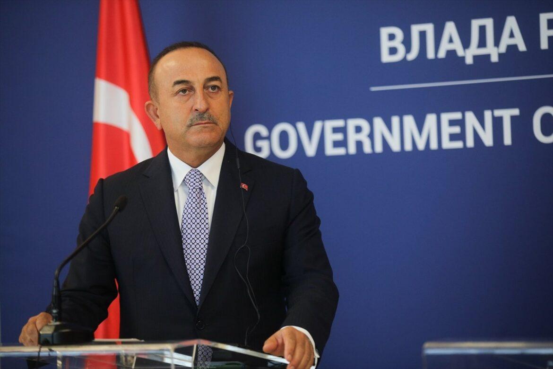 """Με ανακήρυξη """"Τουρκικής"""" ΑΟΖ απειλεί ο Τσαβούσογλου"""